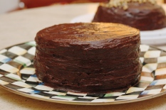 Blackout Chocoloate Cake