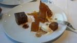 Dessert plate - Jean Georges