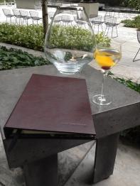 Cocktail: Vanishing Point.