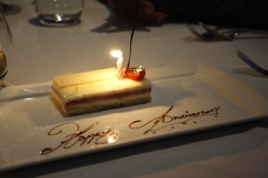 A Mille-Feuille Anniversary Delight