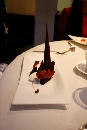 Course Six: Chocolate.