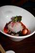 Fluke Sashimi Salad