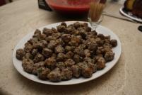 Moroccan-spiced Lamb Meatballs
