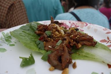 Boar Collar Meat